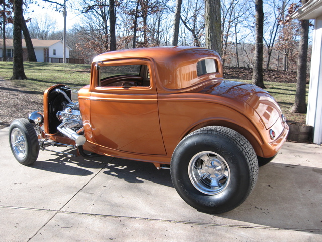32 Ford Coupe For Sale Craigslist >> 1932 Ford Coupe For Sale